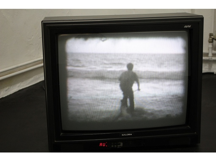 David Horvitz, //Newly Found Bas Jan Ader Film//, 2006, video, courtesy of the artist and Chert, Berlin