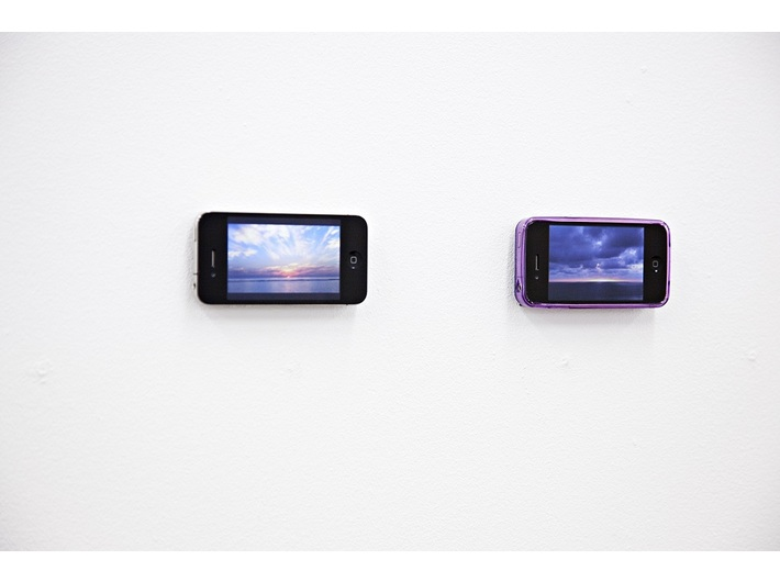 David Horvitz, //The Distance of a Day//, 2013,  video, 12 min, courtesy of the artist and Chert, Berlin